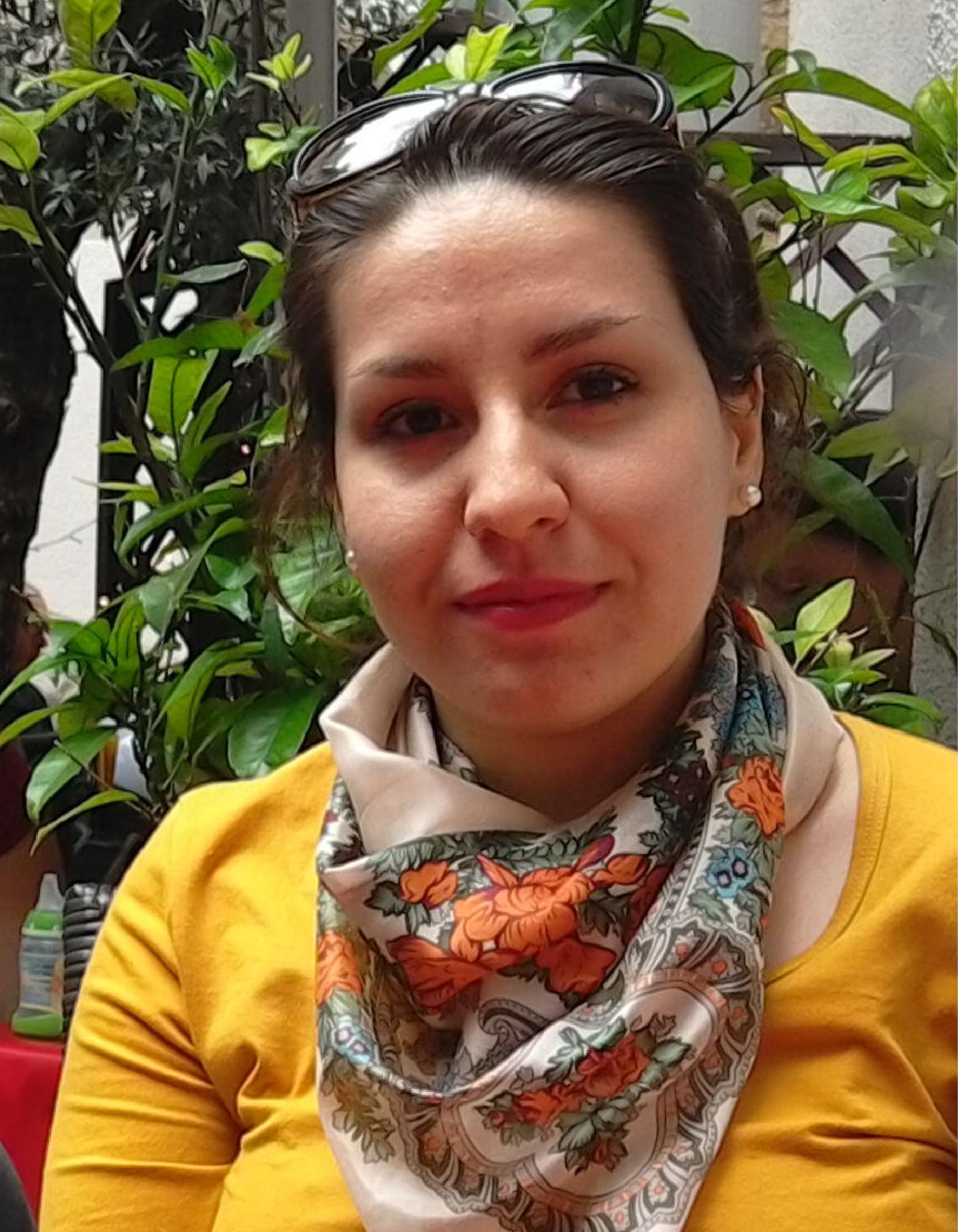 Reyhaneh Ghassimezadeh