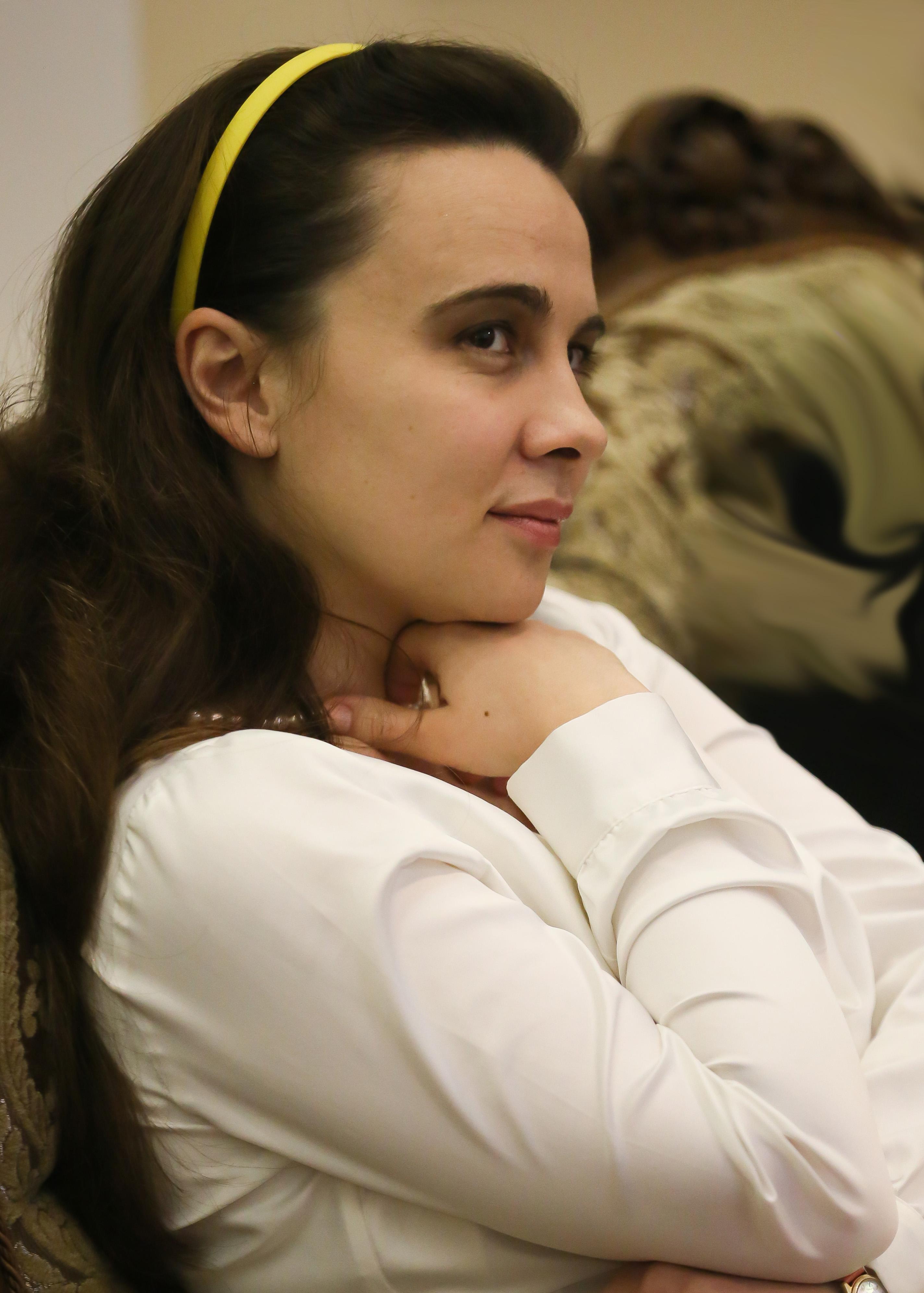 Elena Gryzlova